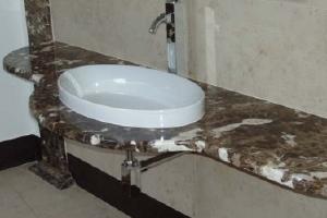 Фото Столешницы в ванные комнаты из натурального камня