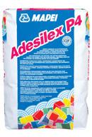Фото MAPEI ADESILEX P4 - Клей для укладки керамической плитки и натурального камня