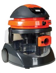 Фото пылесос моющий с аквафильтром KRAUSEN ZIP LUXE PREMIUM