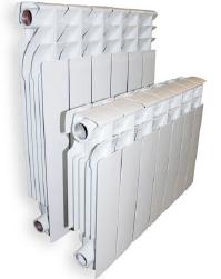 Фото Алюминиевые радиаторы KONNER LUX 80/500