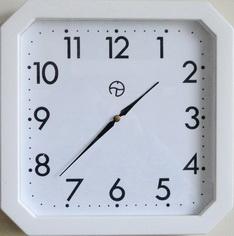 Фото Часы вторичные (мин.)ЧВМ (габарит 290 мм,)