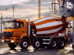 Фото Бетон гидротехнический марки М-250 (В20) W6 на гранитном щебне.