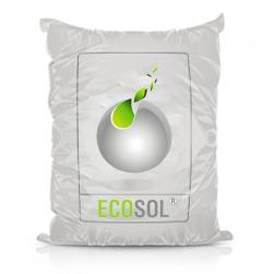 Фото Противогололедный реагент Экосол (марка А) 25 кг