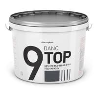 Фото Финишная полимерная шпатлевка DANO TOP 9 (Дано ТОП 9)