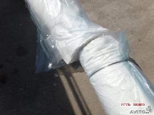 Фото Геотекстиль 200 иглопробивное полотно для укрепления грунта на отрез