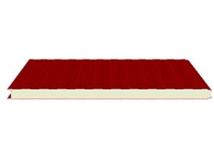Фото Стеновые сэндвич-панели из пенополистирола