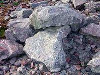 Фото Бутовый камень фракции 150-200 мм и 200-500 мм