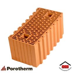 Фото Крупноформатные поризованные керамические блоки Porotherm (Поротерм) 51