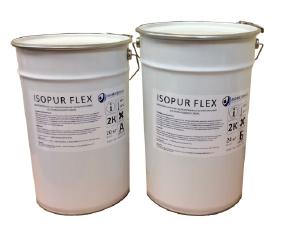 Фото Гидроактивная двухкомпонентная полиуретановая смола ISOPUR FLEX