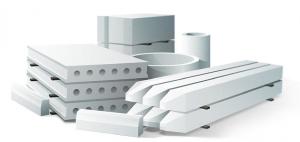 Фото Железобетонные изделия прогоны,перемычки,фундаментные блоки,плиты