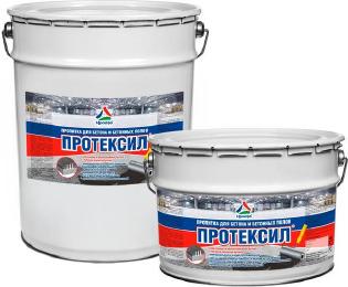 Жидкий упрочнитель бетона - пропитка «Протексил»