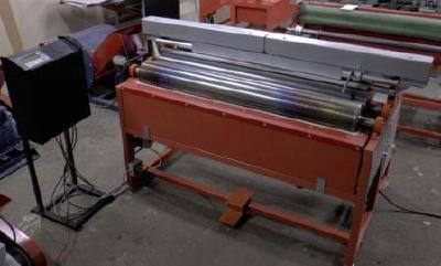 Станок для каширования цилиндров и сегментов. 400 т.руб.