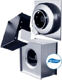 Ostberg расширяет модельный ряд вентиляторов с ЕС-двигателями