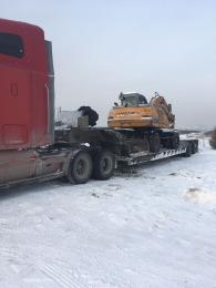 Аренда трала изв Россия от 20 до 250 тонн