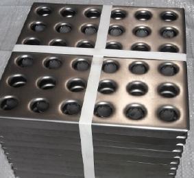 Плитка пола металлическая промышленная Плитка стальная напольная перфорированная