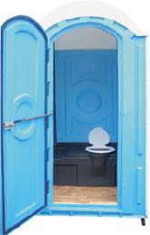 Мобильные туалетные и душевые кабины для дачи