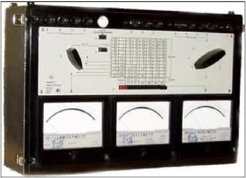К505, К506 Комплект для измерения силы тока,напр.и мощности в 1 и 3-х фазных цепях пер.тока.