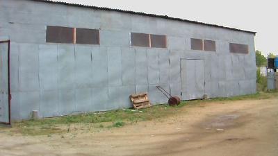 Аренда склада 300 м.кв. на территории базы (15000 руб.)