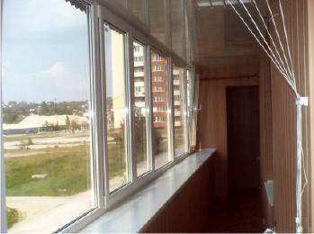 Монтаж окон ПВХ. Остекление и обшивка балконов и лоджий