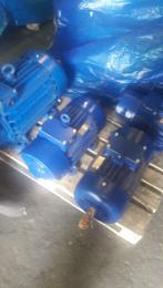 Электродвигатель MTF411-6 (22/960) Крановый