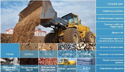 Намывной песок от производителя на самовывоз и с доставкой. Карьер \