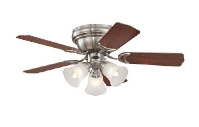 Новые люстры-вентиляторы Westinghouse