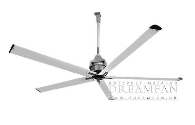 Новые огромные потолочные вентиляторы Vortice!