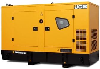 Дизельный генератор JCB G65 (ДГУ) (40-50 кВт)
