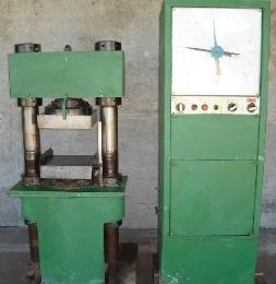 Продам испытательный пресс МС-1000 (ИП-1000) ус. 100 тонн, цена 185 тыс.руб.