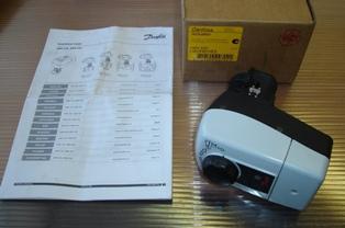 Электропривод AMV-435 ~230V (082H0163), Danfoss- цена 14980 руб.