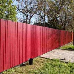 Строительство заборов, калиток, ворот