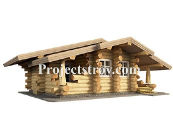 Индивидуальное проектирование деревянных домов, бань и срубов.