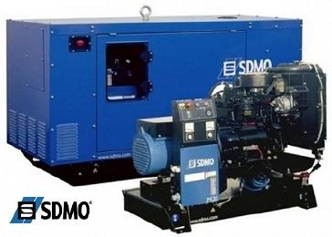 Скидки до 10% на бензо и дизель-генераторные установки SDMO