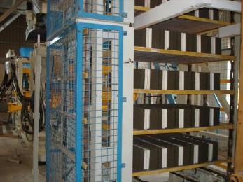 Оборудование для производства блоков, тротуарной плитки, поребриков