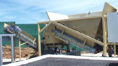 Мини-заводы по производству холодного асфальта и бетона