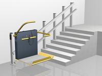 Инвалидные подъемники (платформы для инвалидов)