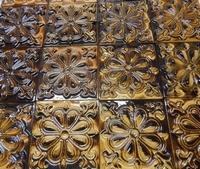 Распродажа плитки с бронзовым эффектом