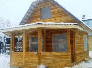строительство домов, бань, строений