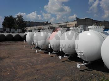 Резервуары для СУГ от производителя