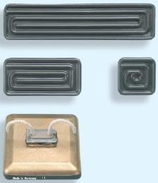 Elstein SHTS/4 300 W 230 V 860°C 60x60 мм (50,23 €)