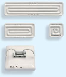 Нагреватель HTS/1 600 W 230 V 700°C 245x60 mm (37,35 €)