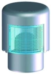 HL900NECO Канализационный вакуумный клапан, DN110