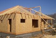 Строительство домов, коттеджей, дачных и садовых домиков из сип панелей под ключ