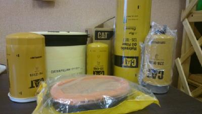 Фильтр для спецтехники Caterpillar 432E 444E