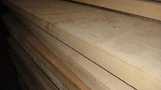 Доска обрезная сухая дуб, 50 мм, сорт высший
