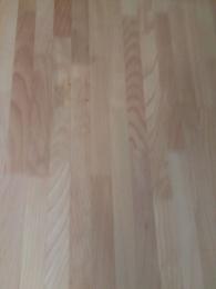 Щит мебельный Бук, сращенный, толщина 40 мм, оптом