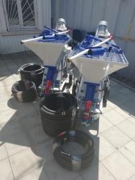 Штукатурная станция XL 220/380v