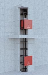Сервисный подъемник ресторанный лифт