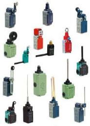 Пульты управления, кнопки EMAS, концевые выключатели