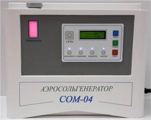 Галогенератор СОМ-04